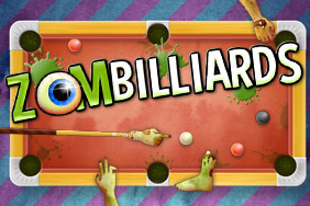 Play Zombilliards!