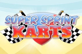 Play Super Sprint Karts!