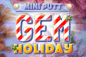 Play Mini Putt Holiday!